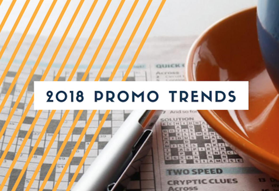 Promotional Products Australia - 2018 Promo trends