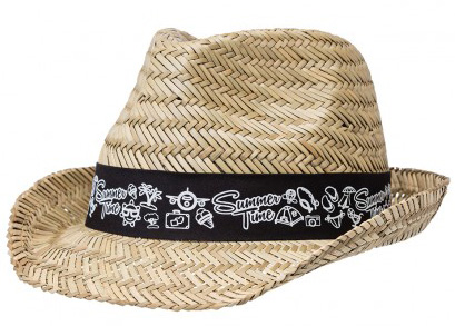 Promotional Products Australia - This Fedora Hat is this Summers hottest essential item!