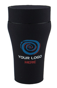 Promotional Product Schooner Holder with Lid