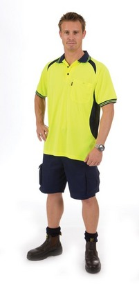 Promotional Product Cotton Drill Cargo Shorts