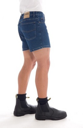 Promotional Product Denim Stretch Shorts