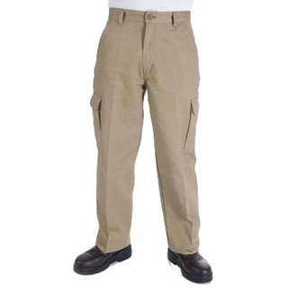 Promotional Product Cotton Drill Cargo Pants