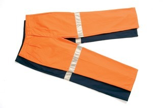 Promotional Product Cotton Drill Trousers with 3M8910 Reflective Tape