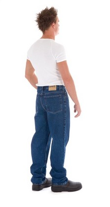 Promotional Product Denim Stretch Jeans