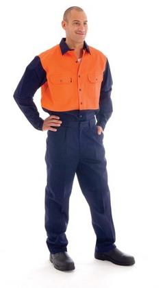 Promotional Product Patron Saint® Flame Retardant Drill Trousers