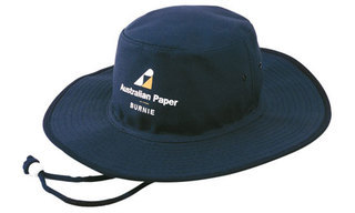 Promotional Product Canvas Hat with Chin Strap