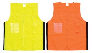 Promotional Product Daytime Side Panel Safety Vests