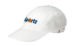 Promotional Product Brushed Cotton Cap with Mesh Sides