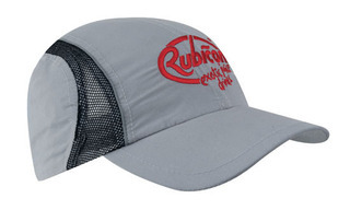 Promotional Product Micro Fibre and Mesh Sports Cap