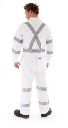 Promotional Product RTA Standard Night Worker Coveralls with 3M8910 R/Tape