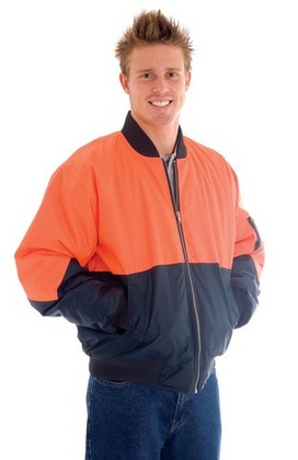 Promotional Product HiVis Two Tone Flying Jacket