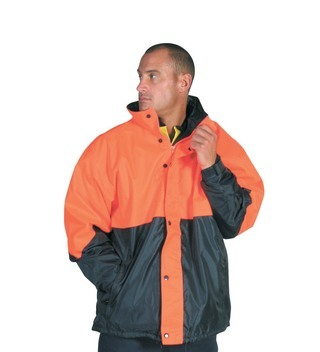 Promotional Product HiVis Two Tone Classic Jacket