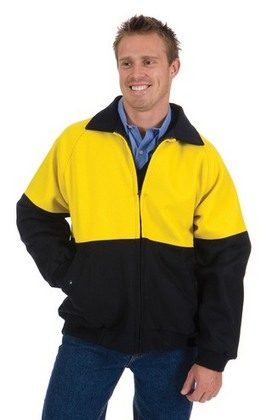 Promotional Product HiVis Two Tone Bluey Jacket