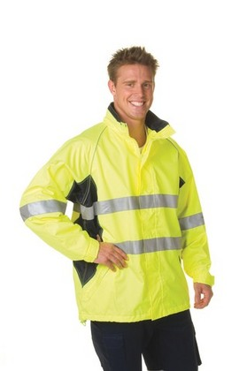Promotional Product HiVis Day/Night Between Season Contrast Jacket
