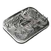 Promotional Product Pewter Belt Buckle - Custom Made