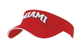 Promotional Product Brushed Heavy Cotton Visor