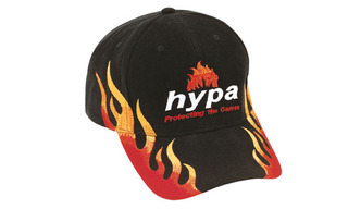 Promotional Product Brushed Heavy  Cotton Cap with Double Flame