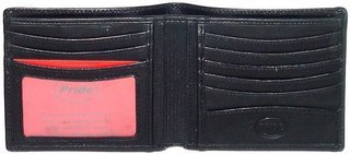 Promotional Product Premium Leather Wallet (Blk) SPB
