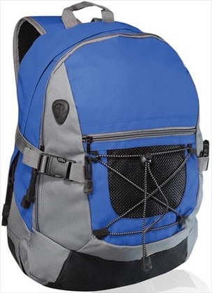 Promotional Product Tuscan Bungee Backpack