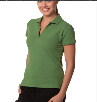 Promotional Product Ladies Longbeach Polo