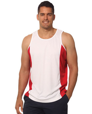 Promotional Product Teammate Contrast Singlet