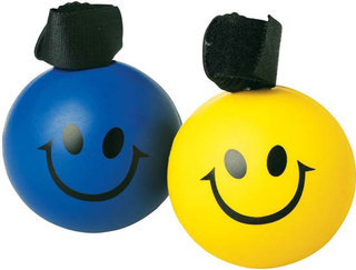 Promotional Product Anti Stress Ball on Elastic Band
