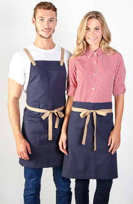 Promotional Product Jimmy - Canvas Waist Apron