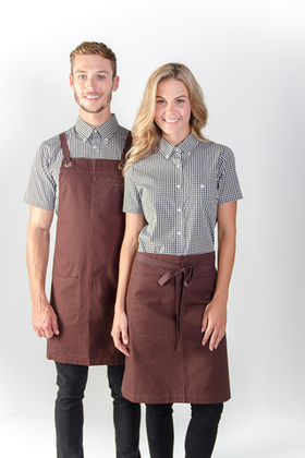 Promotional Product Brooklyn - Canvas Bib Apron