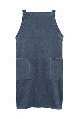 Promotional Product Denim Crossover Apron