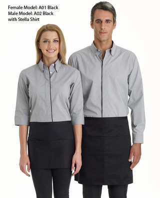 Promotional Product Waist Apron with Pockets