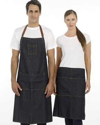 Promotional Product Denim Bib Apron
