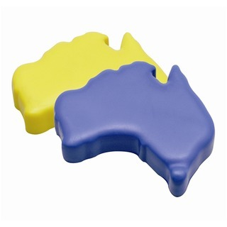 Promotional Product Anti Stress Australia Shape