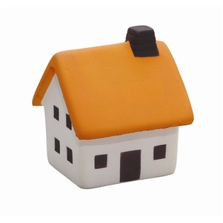 Promotional Product Anti Stress House with Orange Roof