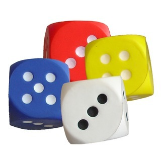 Promotional Product Anti Stress Small Dice