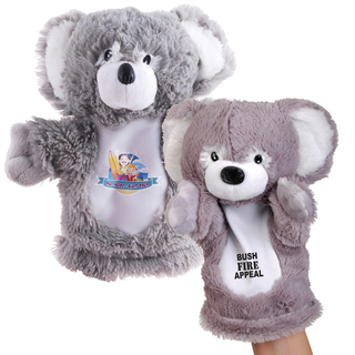 Promotional Product Plush Koala Hand Puppet