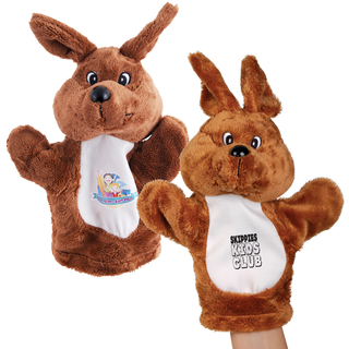 Promotional Product Plush Kangaroo Hand Puppet