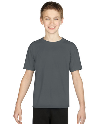 Promotional Product Polyester Classic Fit Youth T-Shirt