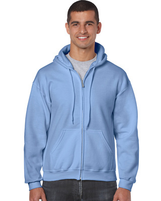 Promotional Product Classic Fit Adult Full Zip Hooded Sweatshirt