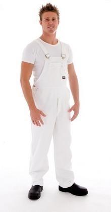 Promotional Product Cotton Drill Bib & Brace