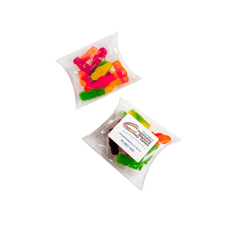 Promotional Product 50gm Jelly Babies in Pillow Pack