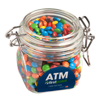 Promotional Product Mini M&Ms in Canister 200G