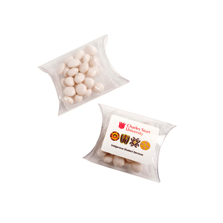 Promotional Product 25gm Mints in PVC Pillow Pack