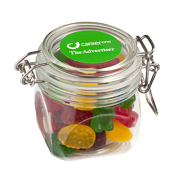 Promotional Product Mixed Lollies in Canister 170GM