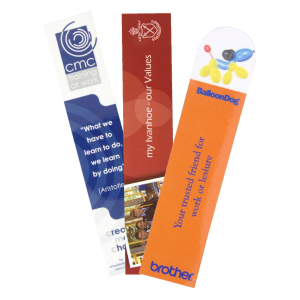 Promotional Product Deluxe Bookmark