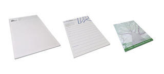 Promotional Product Custom Notepad - A4, A5 or A6