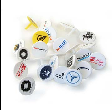 Promotional Product Plastic Ball Markers