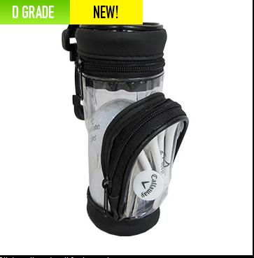 Promotional Product Callaway 3 Ball Mini Golf Bag D