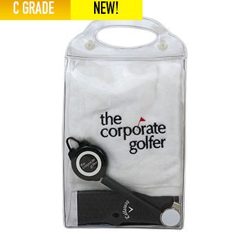 Promotional Product Golfers Carry Combo Pack C