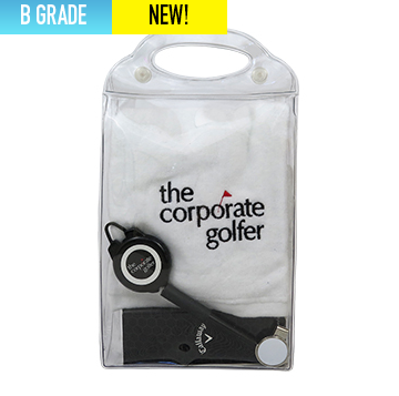 Promotional Product Golfers Carry Combo Pack B