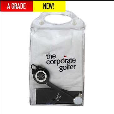 Promotional Product Golfers Carry Combo Pack A